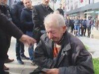 78 Yaşındaki Adamı Darp Etmek - Samsun