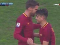 Cengiz Ünder'in Gollerine Devam Etmesi (Udinese 0-2 Roma)