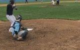 Beyzbol Topunun Kameraya İsabet Etmesi