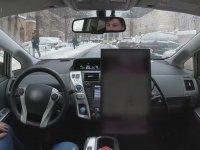 Test Sürüşünü Başarıyla Tamamlayan Yandex'in Sürücüsüz Taksisi