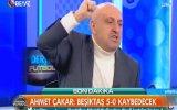 Ahmet Çakar'ın Sinan Engin'i Çıldırtan Skor Tahmininin Doğru Çıkması