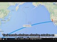 Dünyanın Düz Olduğunu Alaska'daki Acil İniş Üzerinden Anlatmak