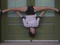 Esneklikte Sınır Tanımayan Jimnastikçi