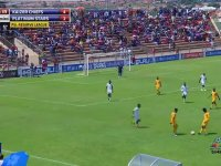 Garip Afrika Ligi Maçı