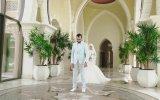 Dubai'de Türk Çiftin Zenginlik Kokan Düğün Klibi
