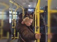 Otobüs Şoförünün Yolcuları Rehin Alması - Ankara
