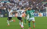 Felipe Melo, Corinthians  Palmeiras Derbisinde Hayatının Çalımı