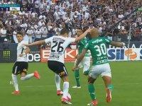 Felipe Melo, Corinthians - Palmeiras Derbisinde Hayatının Çalımı