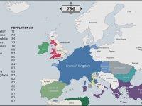 MÖ 400 Yılından İtibaren Avrupa Haritasının Değişimi