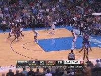 Kaan Kural - Kobe Bryant 2013 OKC Maçı