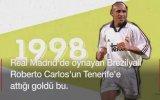Roberto Carlos'un Efsane Golünün Sırrı