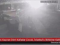 Otobüs Kaçıran Dört Küçük Kafadar