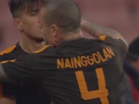 Cengiz Ünder'in Napoli'ye Attığı Gol