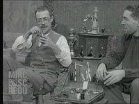 Nargile Meraklısı Esnaf (1930)