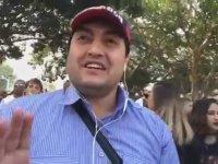 Purim Bayramı Kutlamasına Katılan Türk -  İsrail