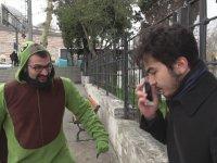 Tosbağa Adam - Kısa Film