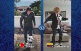 Dünya Kupası'na 100 Gün Kala Top Sektiren Efsane Oyuncular