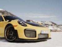 Porsche GT2 Rs ve 911 ST Gösterisi!