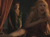 Spartacus'un İstemeden Ilithyia ile Birlikte Olması
