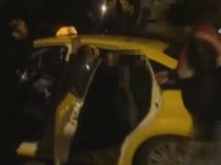 4 Kişilik Araçtan 9 Kişi Çıkması - İstanbul