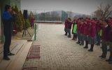 Öğrencilerden Özel Harekat Koreografisi