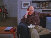 George Costanza Telesekreter Kaydı (Seinfeld)