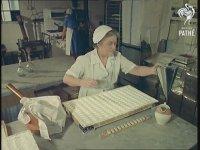 Likörlü Çikolata Yapımı (1965)