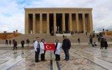 41 İlden 450 Doktordan İstiklal Marşı