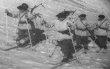 Kayak Takımıyla Kimlik Kontrolü Yapan Türk Askeri 1948