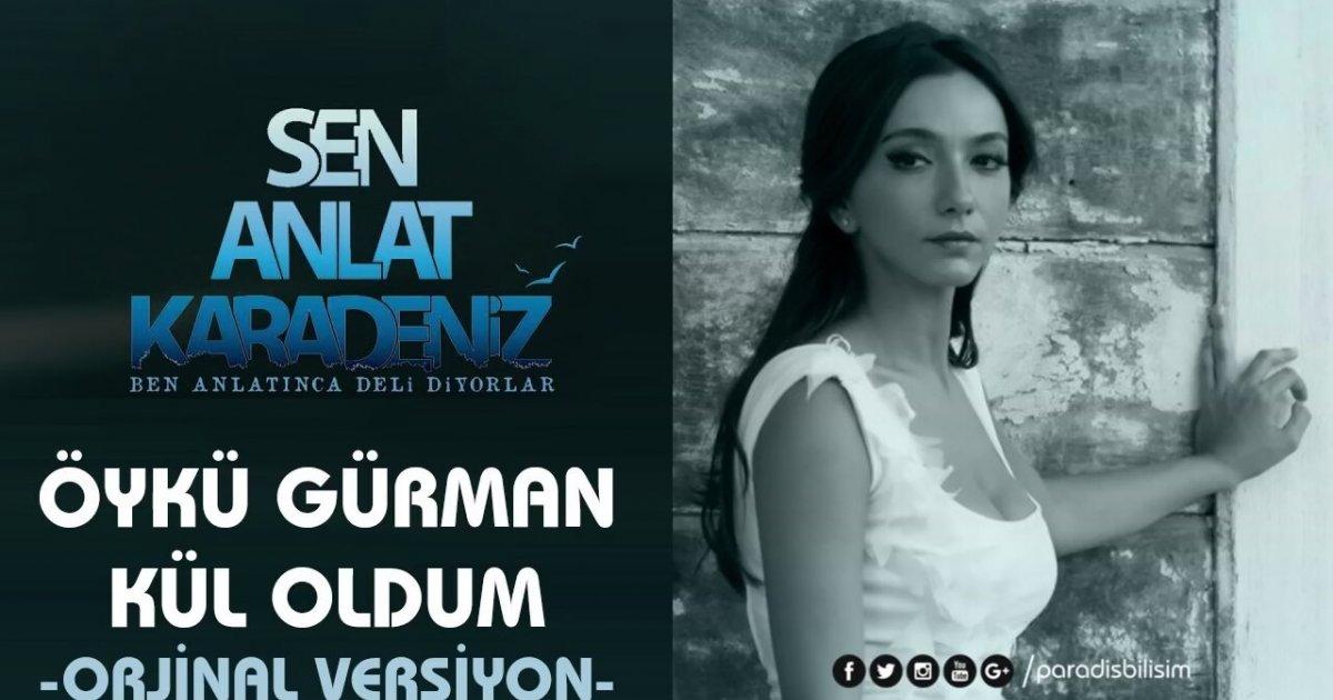Oyku Gurman Feat Ibrahim Demir Kul Oldum Izlesene
