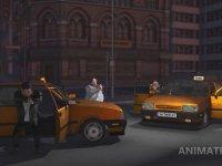 Animatrak - Taksi vs Uber