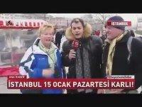 Muhteşem Habercilik - Beyaz Tv Tercümesi
