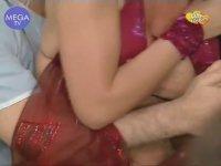 Mehmet Ali Erbil ile Aylin Coşkun'un Dansı