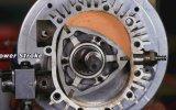 Wankel Motorunun Çalışma Mantığı