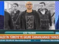 Alex Bir Haindir Heykeli Yıkılmalıdır - Ahmet Çakar