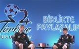 Abdülkadir Ömür ve Yusuf Yazıcı'dan Euro2024 Çağrısı