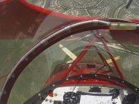 Havada Motoru Duran Uçağın Son Anda Çakılmaktan Kurtulması