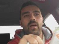 Unutulan Cüzdanı Sahibine Veren Taksici - İstanbul