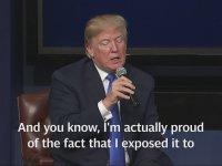 Donald Trump'un 25 Yaşındaki Kendisine Tavsiyesi