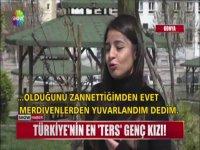 Ters Kız - Konya