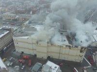 AVM'deki Yangın Faciası - Rusya