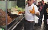 Çiğ Köfteci Ali Usta'da 30 Lavaş İstemek