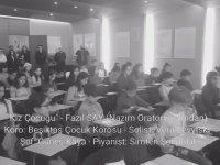 Kız Çocuğu - Fazıl Say - Beşiktaş Çocuk Korosu