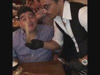 Nusret'ten Maradona'ya Özel Gösteri