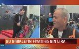 65 Bin Liraya Satılan Bisiklet  İstanbul
