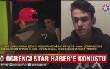 Eskişehir'de Kuryenin Dövdüğü Gencin Konuşması
