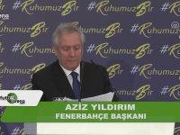 Kumpaslarla Beni Yıkıp Fenerbahçe'yi Ele Geçirmek İstediler - Aziz Yıldırım