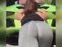Lamborghini Nasıl İttirilir?