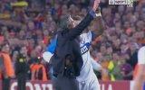 Jose Mourinho Efsanevi Camp Nou Sevinci