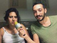 Arjantinli Kıza Türkçe Karaoke Yaptırmak